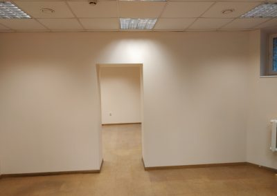 Free office space 54 sq.m.
